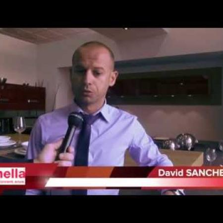 David Sanchez-CUISINELLA / Foire exposition Perpignan 2014