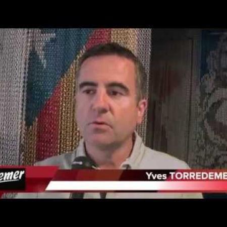 Yves Torredemer - ETS TORREDEMER / Foire exposition de Perpignan 2014
