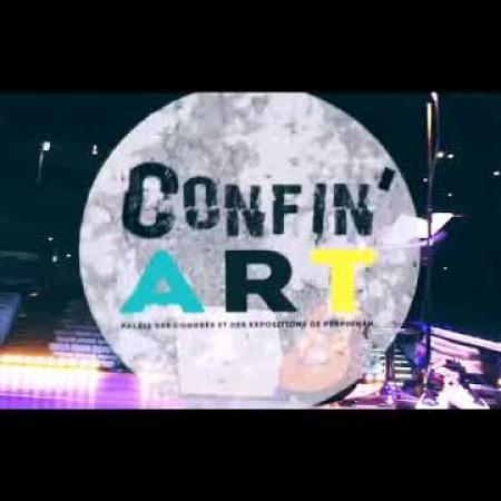 Confin'Art : une scène ouverte aux artistes pour exprimer leur art.