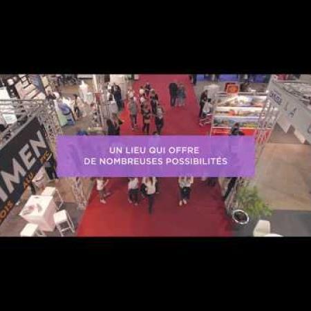 Présentation Parc des expositions de Perpignan