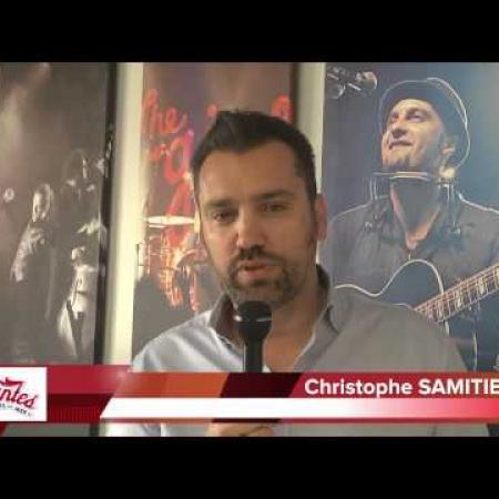 Christophe SAMITIER- LES DEFERLANTES /Foire exposition Perpignan 2014