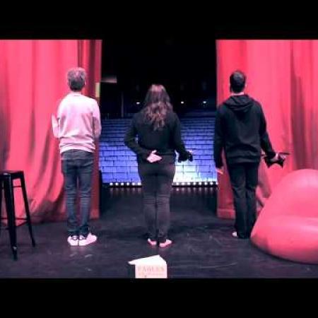 CONFIN'ART : La CIE du Théâtre chez soi