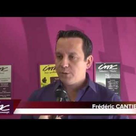 Frédéric Cantier-IN MUSIC CONCEPT/ Foire exposition Perpignan 2014