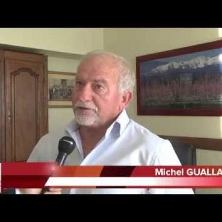 Michel GUALLAR - Foire exposition 2014 Perpignan