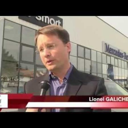 Lionel Galichet - LG Automobile - Foire exposition Perpignan 2014