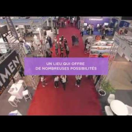 Film promo Parc des expositions